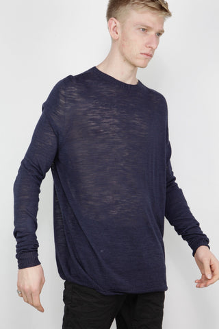 seamless knit t shirt