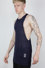 seamless knit racer back