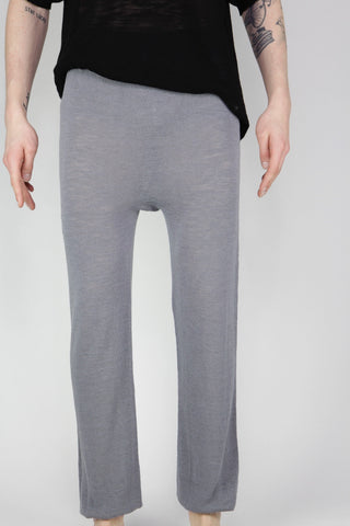 seamless knit joggers