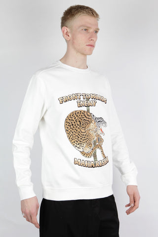crouching tiger crew sweater