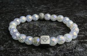 "Anchored Stone ""Crystal"""