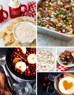 Load image into Gallery viewer, Festive Recipes Made Easy — A holiday cookbook for busy families