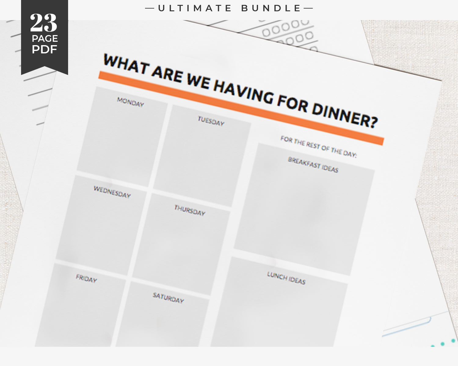 The Ultimate Kitchen Bundle