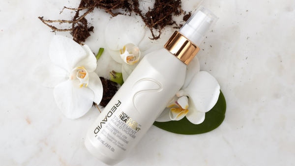 Serious Hair Science: REDAVID Orchid Oil