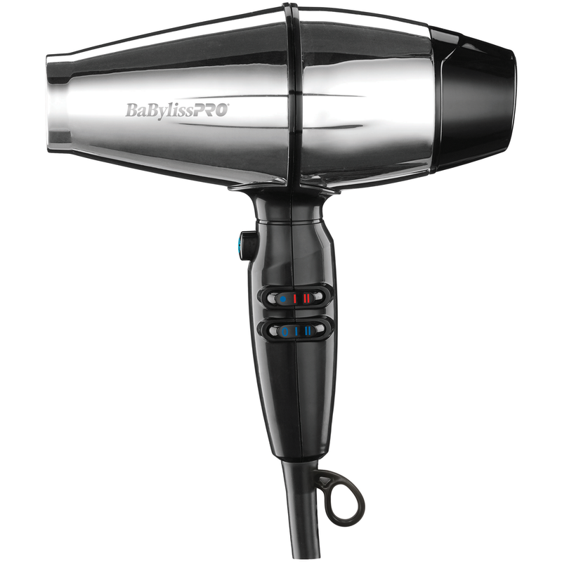 BaBylissPRO® STEELFX Stainless Steel 2000-Watt Hair Dryer