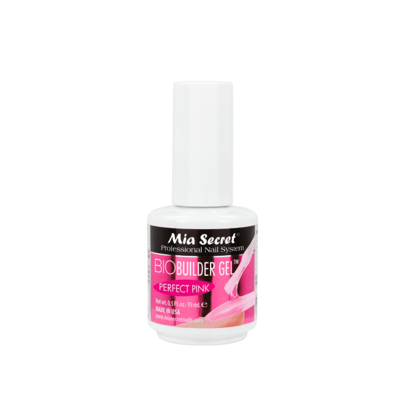 Biobuilder Perfect Pink Gel Uv-Led