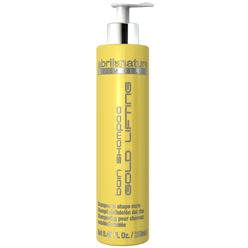 Bain Shampoo Gold Lifting - Stem Cells