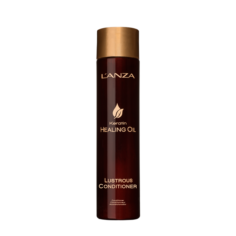 Lustrous Conditioner - Keratin Healing Oil