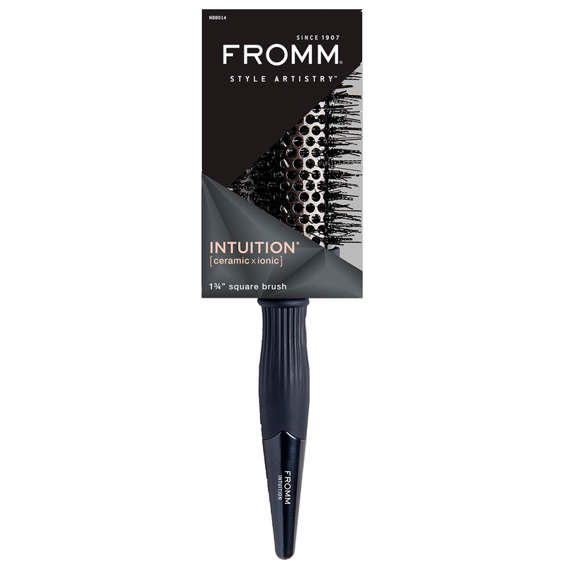"Intuition 1.75"" Square Thermal Brush"