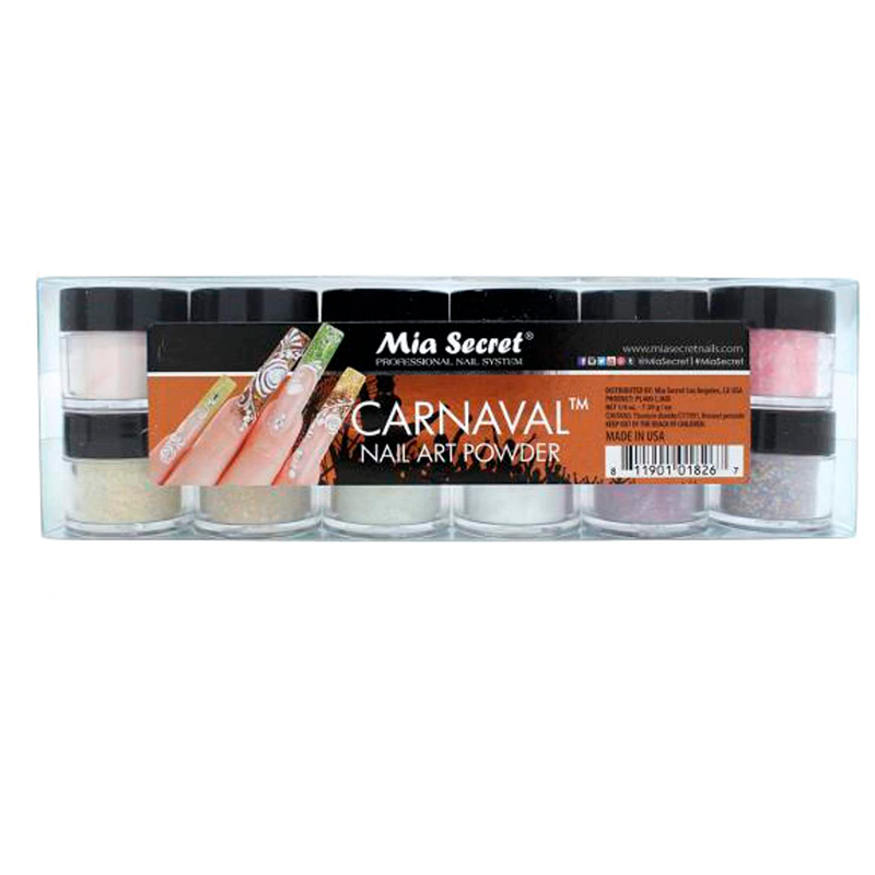Carnaval Powder Collection