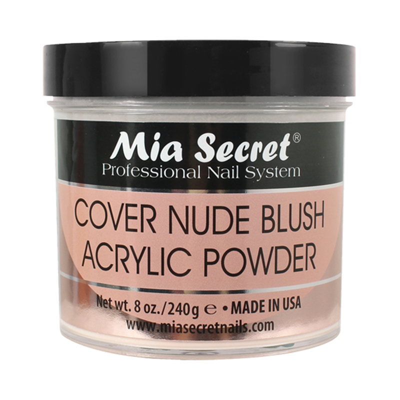 Acrylic Cover Nude Blush - Mia Secret