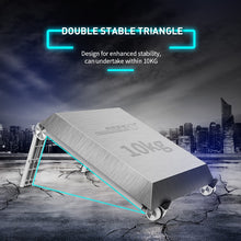 Load image into Gallery viewer, Lightweight Laptop Cooling Stand Vertical Notebook Stand Foldable Tablet/Book Stand Bracket Laptop Holder for MacBook