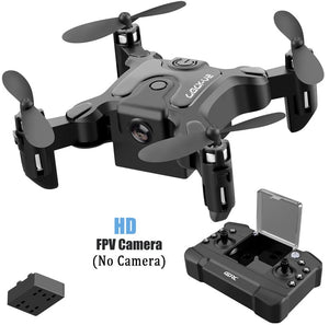 【🔥 New Arrival 】Mini 3 Drone With/Without HD Camera High Hold Mode Foldable RC Quadcopter RTF WiFi FPV