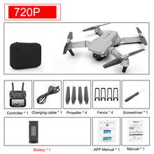 Load image into Gallery viewer, 【🔥 New Arrival 】E88 Pro RC drone 4K 1080P drone 4k professional drones HD camera  quadrocopter drone with camera HD 4k camera drone