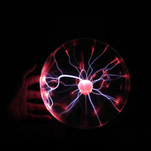 Load image into Gallery viewer, 3-inch electro-optical ball USB magic light negative ion lamp plasma electrostatic ball