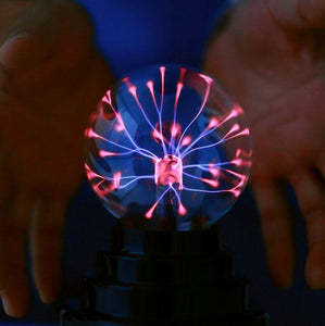 3-inch electro-optical ball USB magic light negative ion lamp plasma electrostatic ball