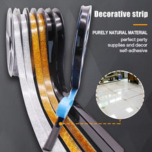 Load image into Gallery viewer, Self-adhesive Ceramics Tile Mildewproof Tape Decorative Corner  Side Edges Strip