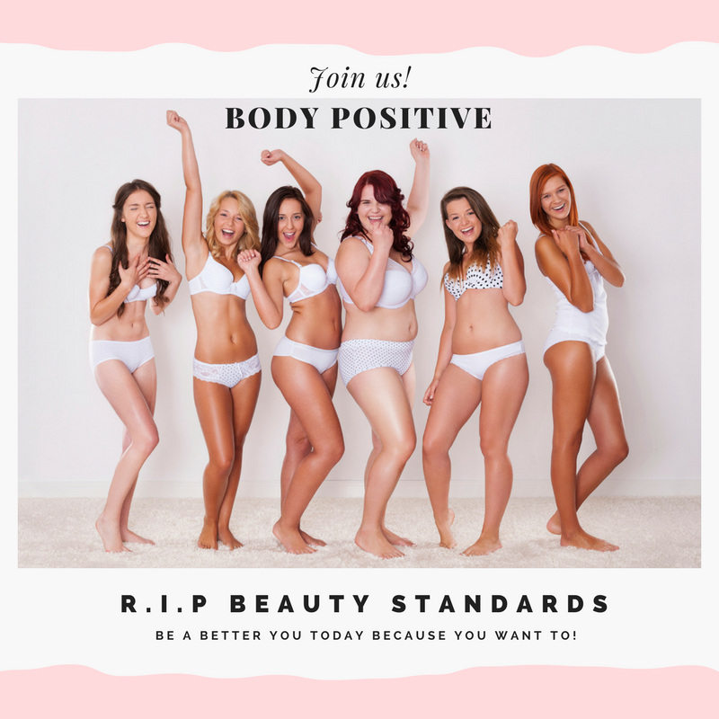 What is Body Positivity?  and Does it Promote Obesity and Bad Health?