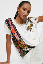 Load image into Gallery viewer, Desigual Atenas Tee Shirt