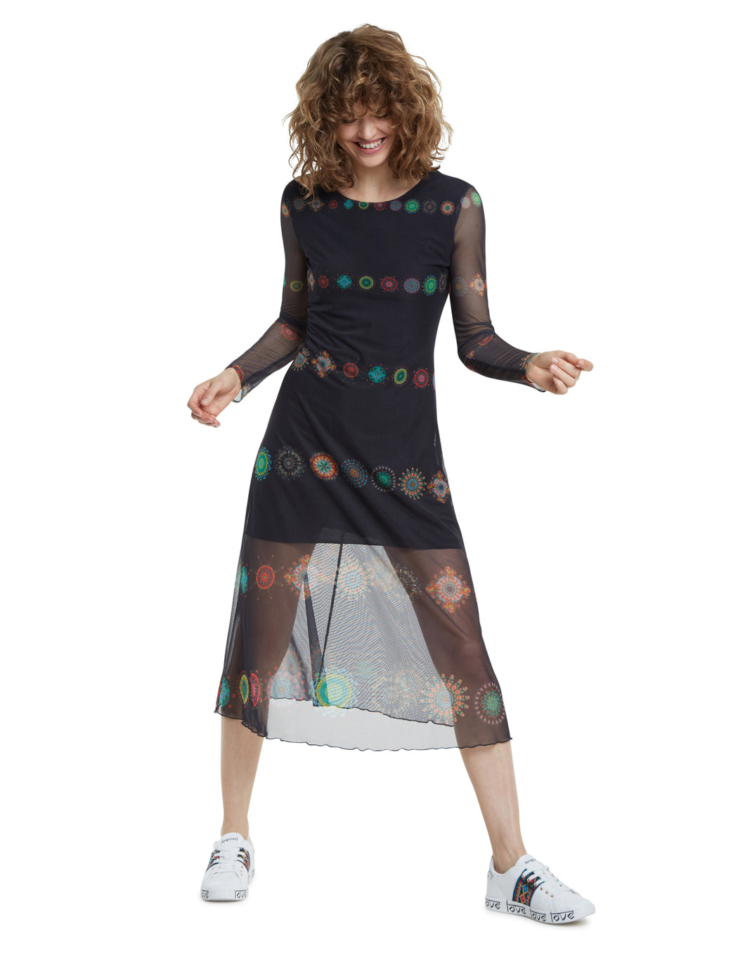 Desigual Kingston Maxi Dress