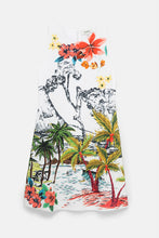 Load image into Gallery viewer, Desigual Tropical Pacific Dress