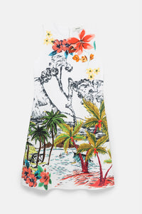 Desigual Tropical Pacific Dress
