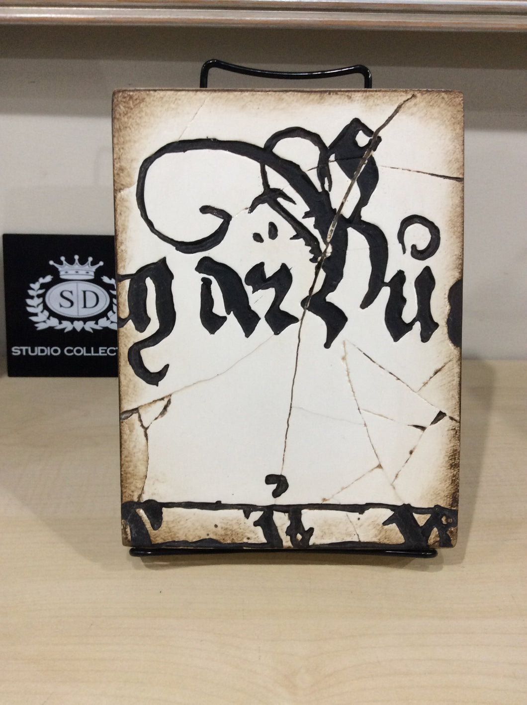 Sid Dickens Memory Block - AP-11, Medieval Script, Limited Edition