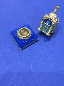 Judaica, Dreidel Collectibles from Israel.