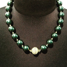 Load image into Gallery viewer, Jewelry, Lg. South Sea-ish Pearls Necklace.