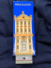 Load image into Gallery viewer, Mezuzah Collection, Famous Synagogues Of Europe. Judaica