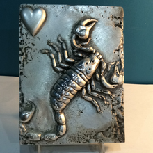 Load image into Gallery viewer, Sid Dickens Memory Block, Silver Zodiac, Retired Rare
