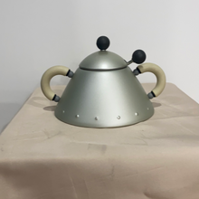 Load image into Gallery viewer, ALESSI Michael Graves Sugar Bowl Gold