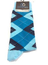 Load image into Gallery viewer, Men's Argyle Socks