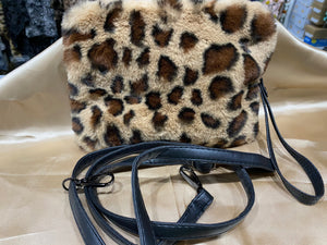 Fall Winter Wear, Faux Animal Print Bags