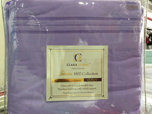 1800 Thread Count Sheets, QUEEN SIZE