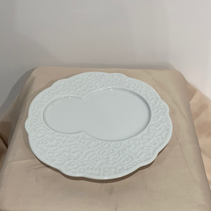 ALESSI Dressed Breakfast Plate