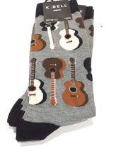 Load image into Gallery viewer, Men's MUSIC LOVERS Socks