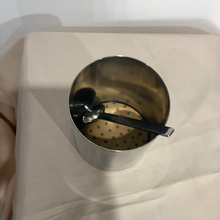 Load image into Gallery viewer, ALESSI Sugar Bowl with Spoon