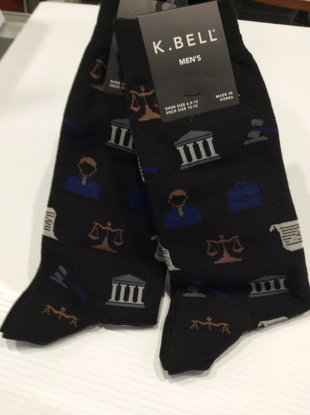Men's LEGAL Socks