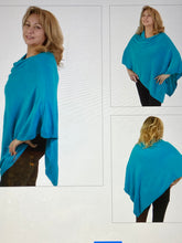 Load image into Gallery viewer, PONCHOS- Cashmere Feel