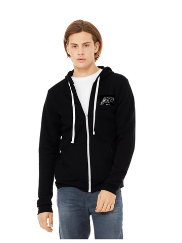 Unisex Totally Full-Zip Hoodie