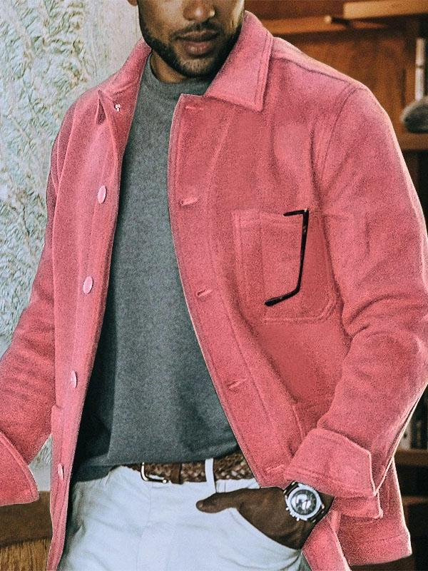 Casual All-match Lapel Jacket
