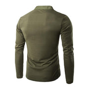 Mens outdoor sports quick-drying tactics T-shirt
