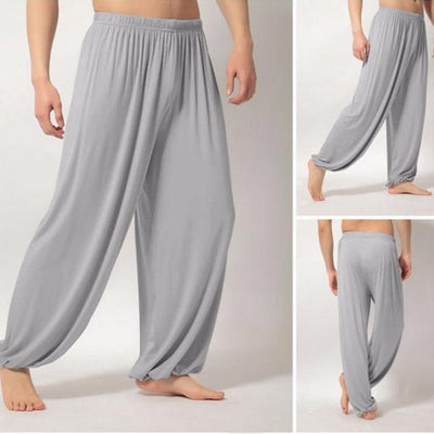 Men's yoga slacks