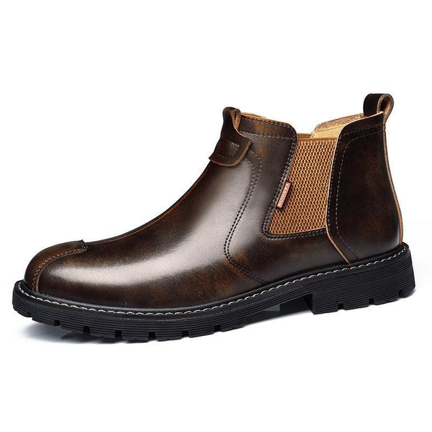 Men's British Style Chelsea Boots