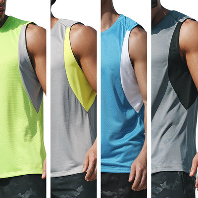 Men's Sports Training Loose Quick-drying Vest