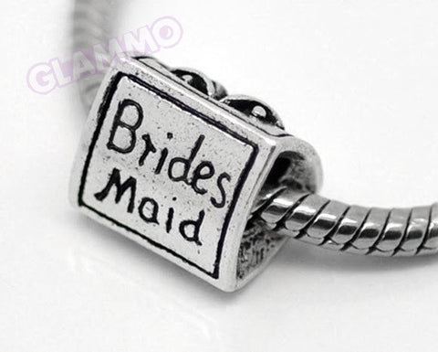 Bridesmaid European Bead #fa3218