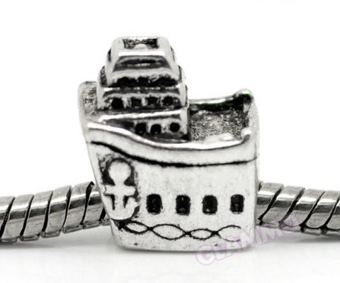 Cruise Ship European Bead #tr3306