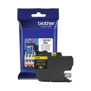 Cartucho Brother Amarillo LC3019 (LC3019Y) Capacidad 1500 Paginas