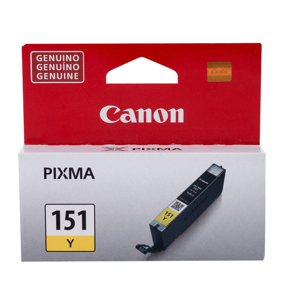 Cartucho Canon Amarillo CL-151 (6531B001AA) Estandar